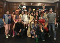 LONDON 3-WEEK CLOWN CREATION SCHOOL @ Toynbee Studios London