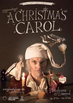 A CHRISTMAS CAROL @ Liverpool Playhouse