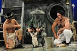 National Theatre: 'Play in A Day' family workshop @ National Theatre, London