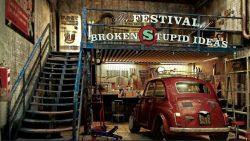 The Festival of Broken Stupid Ideas @ Online - Zoom
