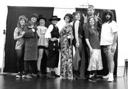 Spymonkey Music, Clown & Comedy, Brighton @ Ralli Hall
